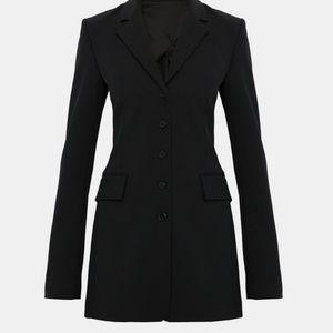 Theory skinny blazer, NWT retails: $495.00